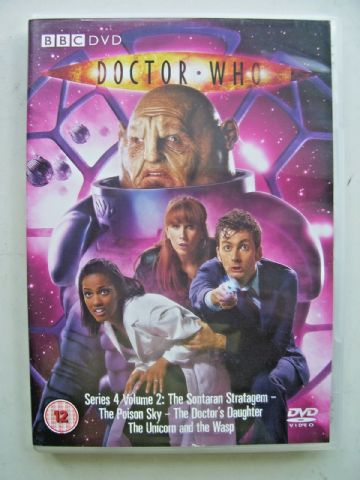 Doctor Who - Series 4 Vol.2 (DVD, 2008) David Tennant